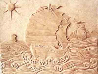 金昌浮雕厂家|出色的实木雕刻当选兰草雕刻有限公司