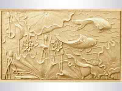 宁夏浮雕设计制作-木质浮雕供应商哪家有实力