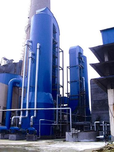 中國煙氣除塵系統-大量供應直銷煙氣除塵系統