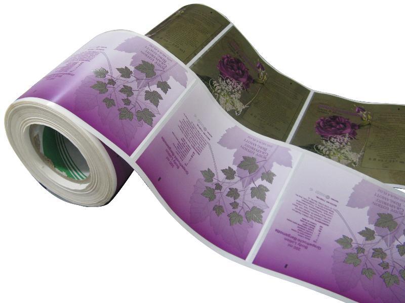 不干胶标签厂家-买口碑好的不干胶标签,就到厦门欣然印刷