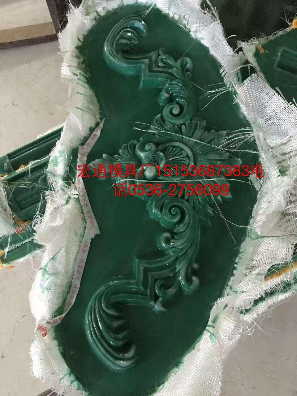 贵州石膏线条模具_高性价石膏线模具尽在宏通石膏模具