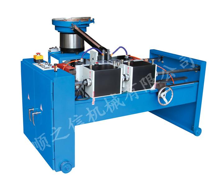 管材加工設備-順之信機械提供品牌好的自動雙頭倒角機