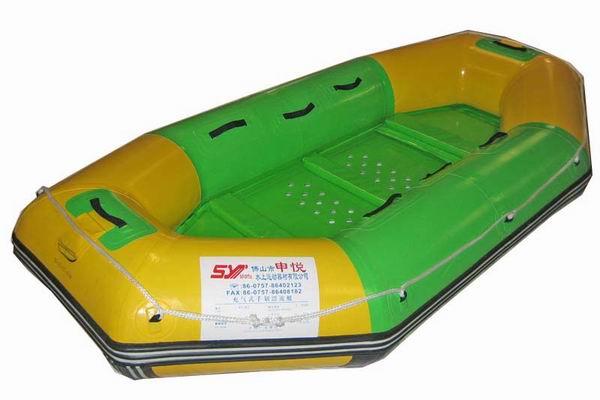 途达游艇的漂流船艇销量怎么样 北京漂流艇