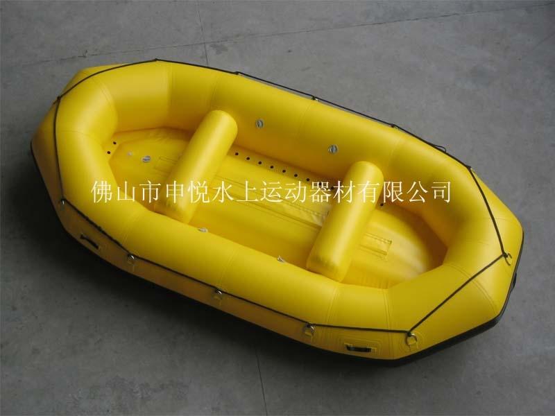 途达游艇供应销量好的漂流船艇 山东充气船