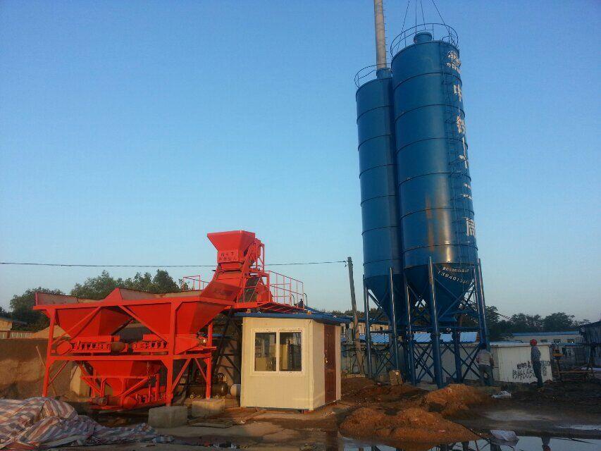 沈阳亚太混凝土搅拌站-沈阳世杰高质量的混凝土搅拌站