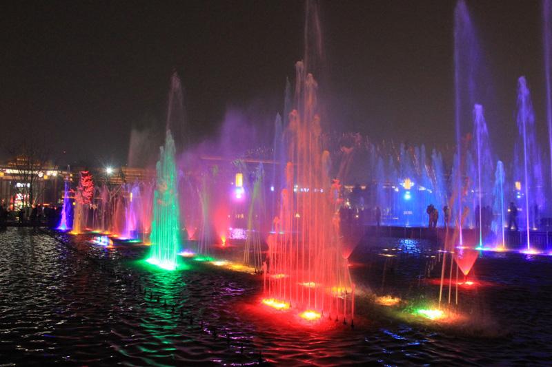 音乐喷泉,音乐喷泉厂家,山东音乐喷泉