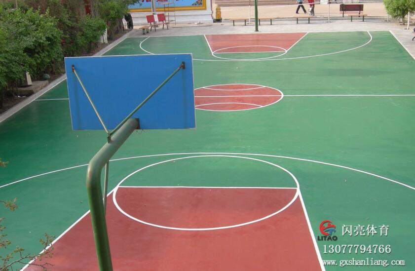 广西运动场地施工|优惠的广西硅PU球场在哪有卖