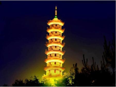 楼宇亮化工程-甘肃远洋天电子专业供应LED亮化件
