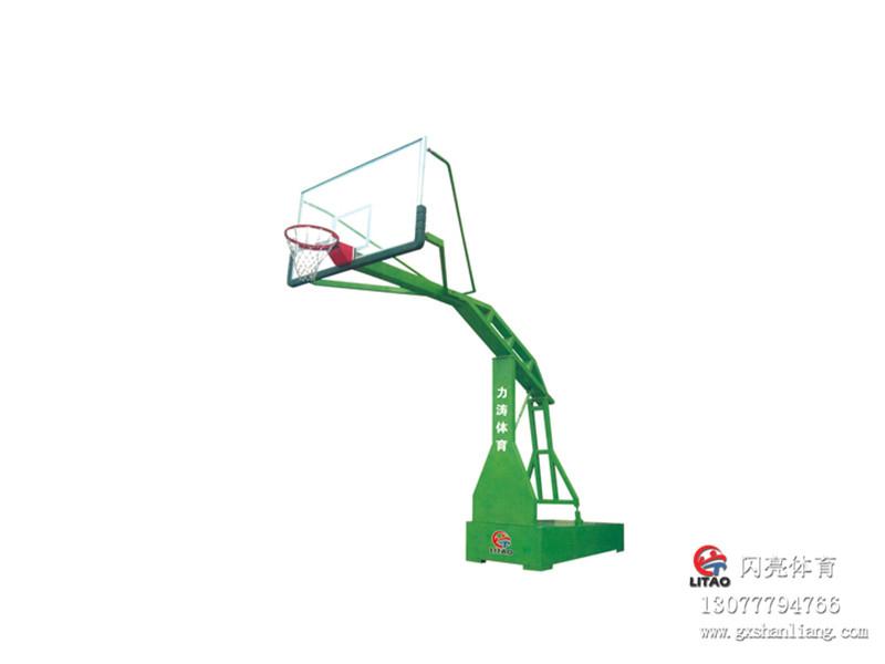 广西闪亮体育用品有品质的南宁篮球架供应 广西篮球架厂家