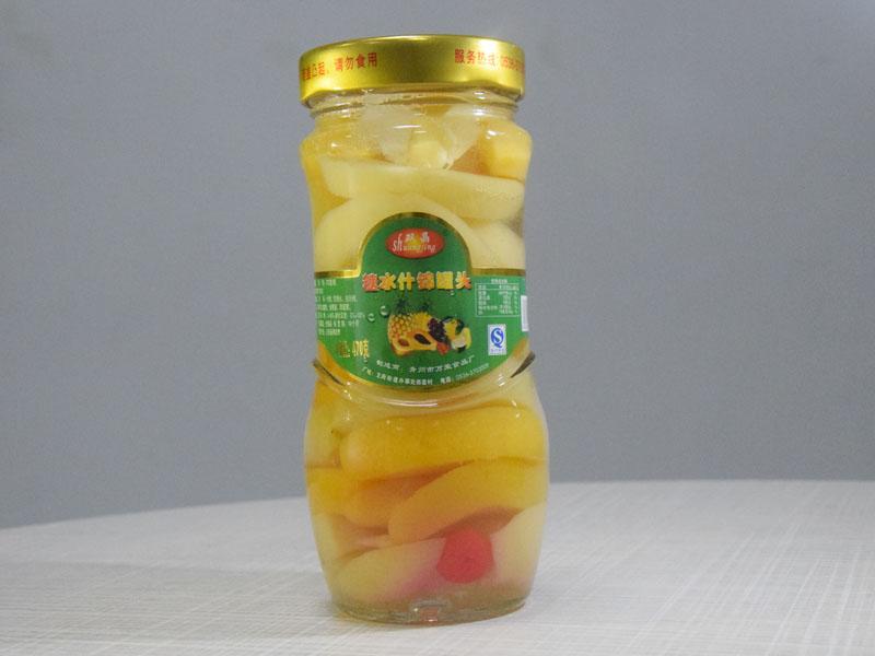 什锦罐头里面都有什么-万荣食品专业供应什锦罐头