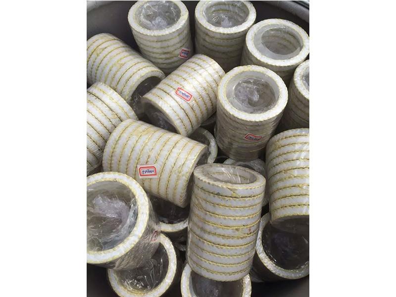 聚四氟乙烯石墨盘根批发-宏昌塑业品质好的编织盘根出售