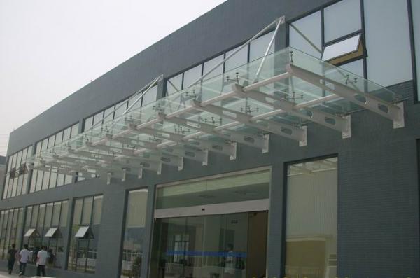 钢结构雨棚|铝合金雨棚