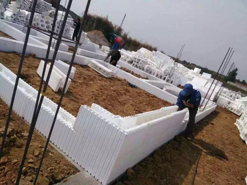 好用的代替红砖建房材料当选海容新材料——河南工厂建筑材料