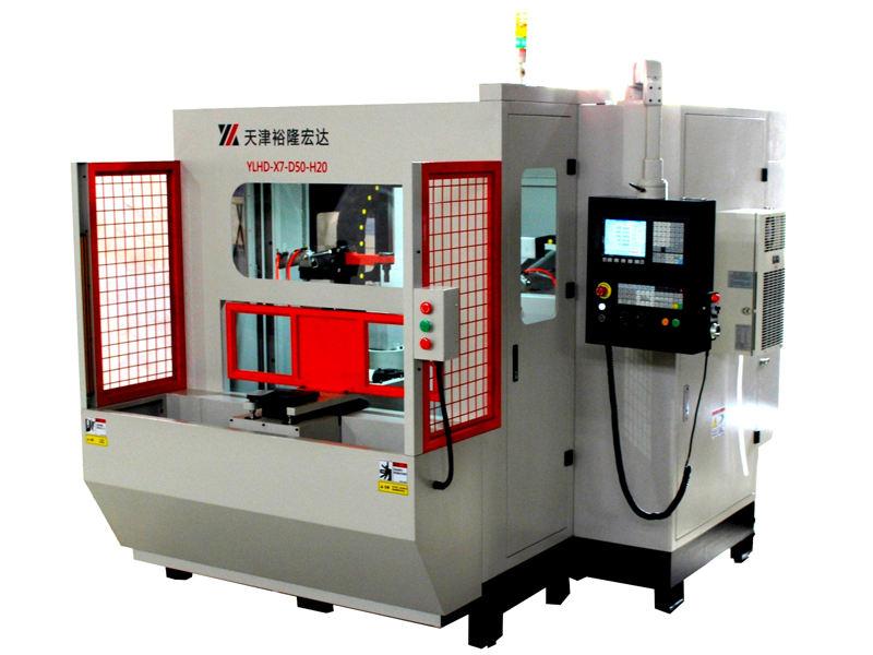 金刚石磨头-裕隆宏达机械设备质量可靠的全自动智能铸件打磨机出售