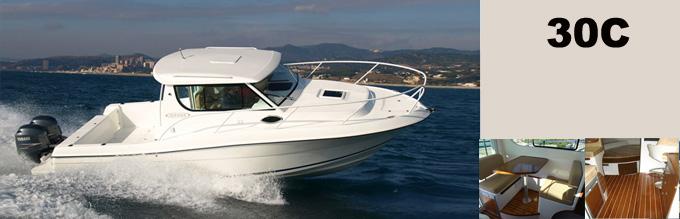 西班牙游艇价格行情 途达游艇提供品牌好的途达7.1米海钓艇