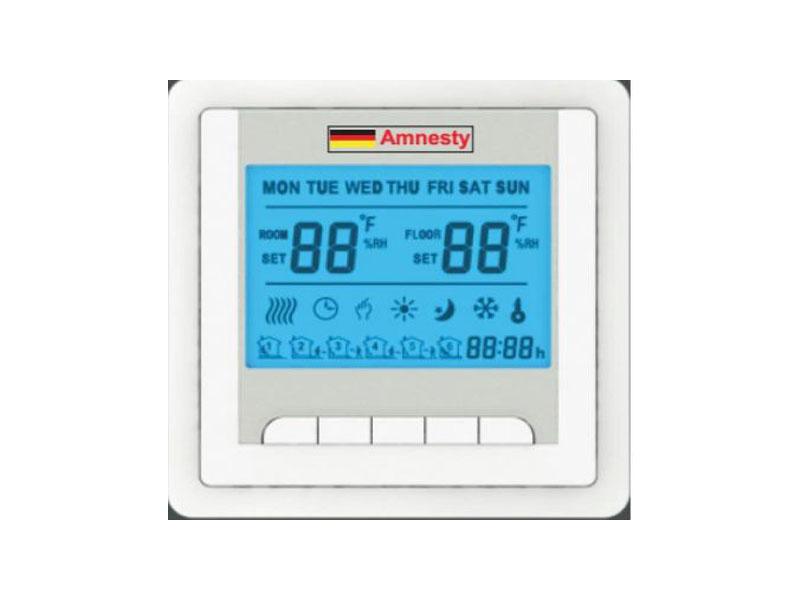 温控器哪家好-可信赖的Amnesty智能温控器供应商推荐