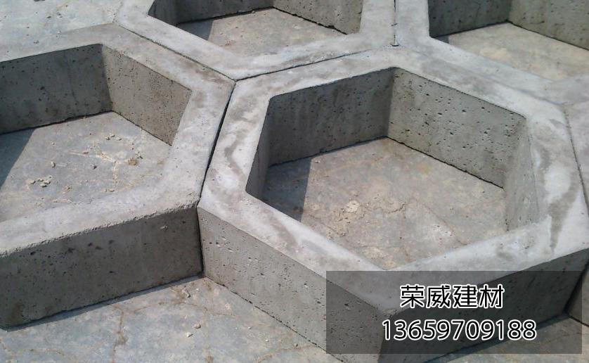 供应湛江实惠的湛江六角连锁护坡砖-路基护坡砖