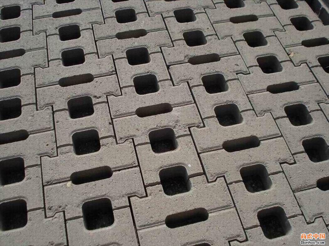 品质湛江六角连锁护坡砖_优选荣威建材-护坡砖标准