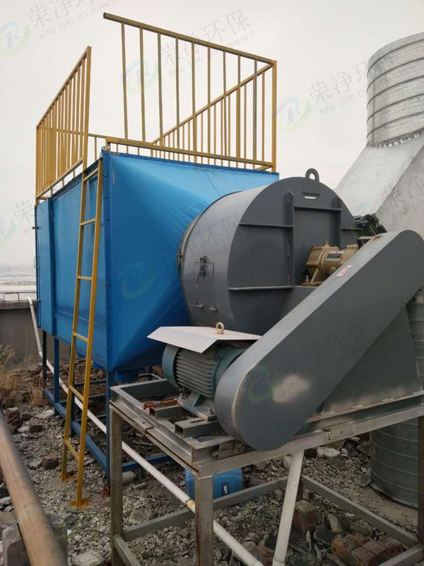 想买质量良好的活性炭吸附箱,就来荣净环保-空气过滤器除臭装置