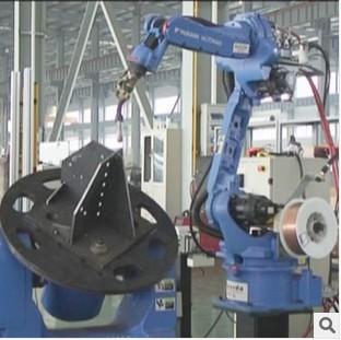 氣體保護焊機器人廠家-專業可靠的工業焊接機器人-濰坊德信和傾力推薦