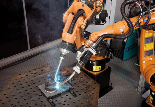 工业焊接机器人解决方案-专业的工业焊接机器人供应商