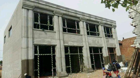 东明泡沫建房-泡沫建房带装修多少一平-泡沫水泥墙建房