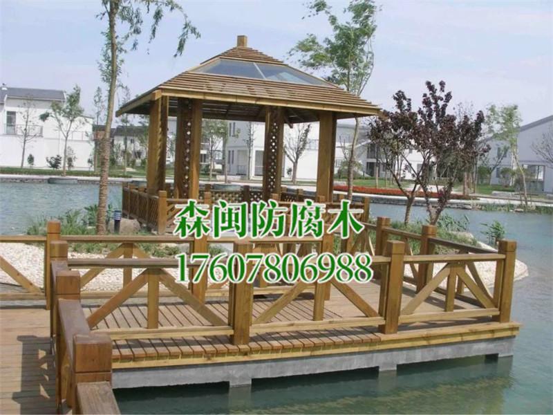 广西木制景观工程安装-南宁哪家景观木结构工程名声好