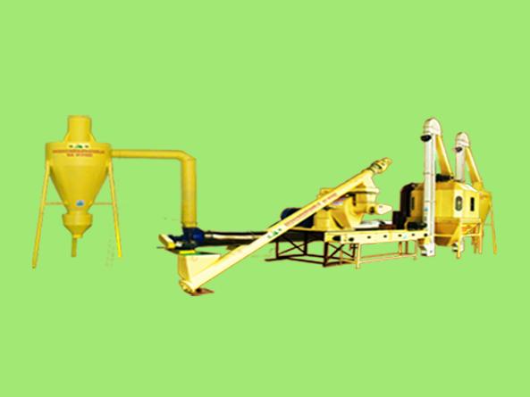 玉米秸秆饲料颗粒机厂家-专业的颗粒机制作商