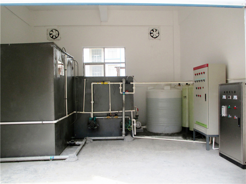 南宁佳迪斯提供有品质的医院污水处理无需申请自动送彩金平台