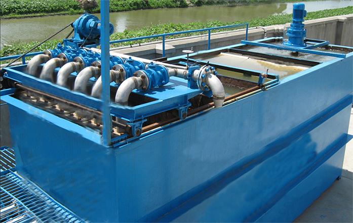 【净达环保】烟台污水处理 烟台污水处理工程 烟台污水处理设备
