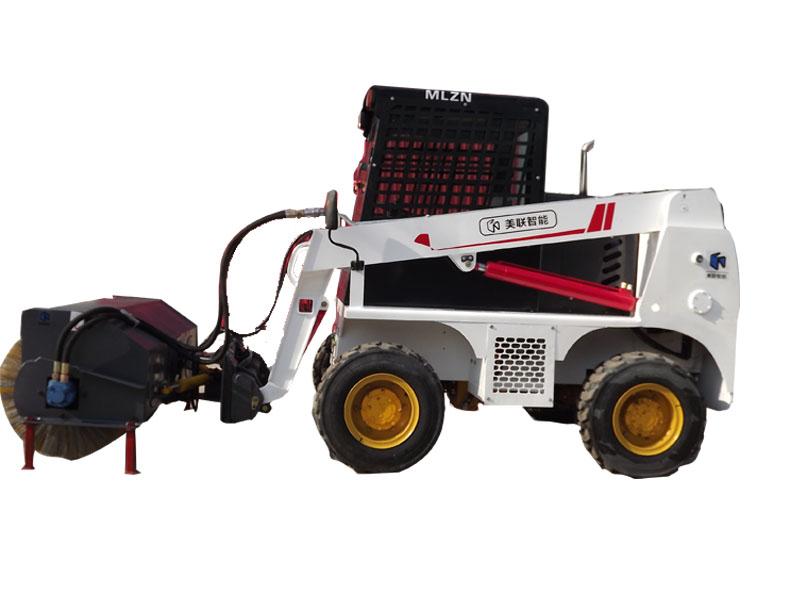 上?;谱霸鼗?美联智能机械质量可靠的滑移装载机出售