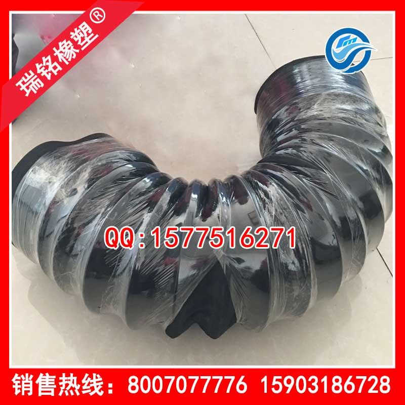 衡水瑞铭橡塑公司专业供应波纹伸缩胶管-橡胶伸缩管价格