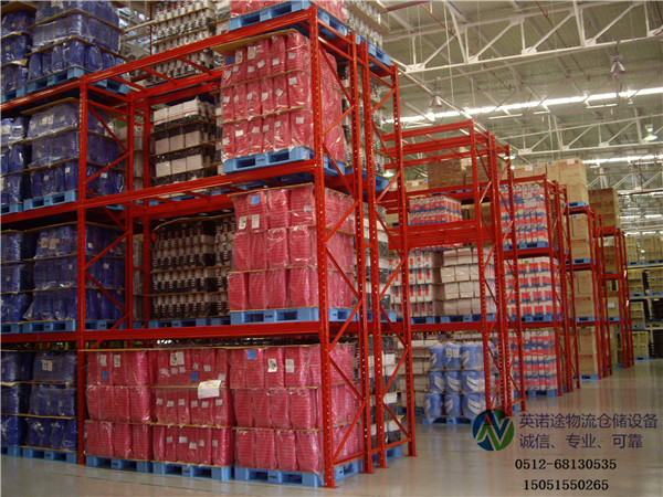 货架价位_供应负重力强的苏州仓库货架