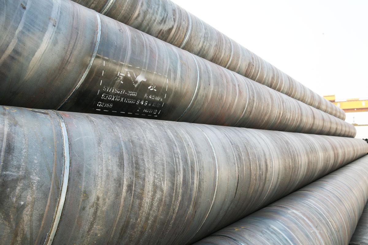 买优良螺旋管到友发建材——威海迈克沟槽管件生产厂家