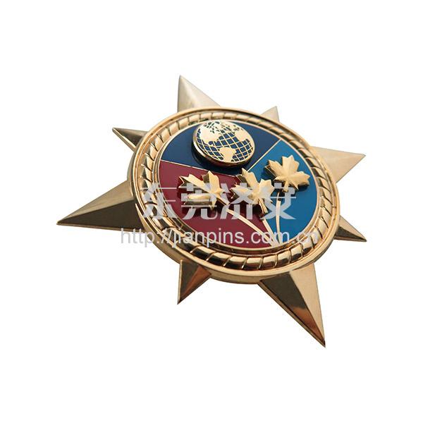 中国勋章订制——专业的高端徽章订制