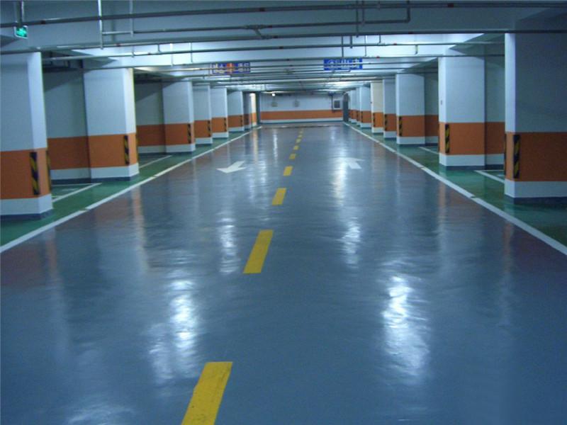 地下停车场专用地坪