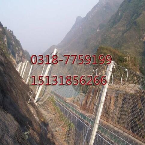 華海源廠家_河北可信賴的公路兩側山坡防落被動網