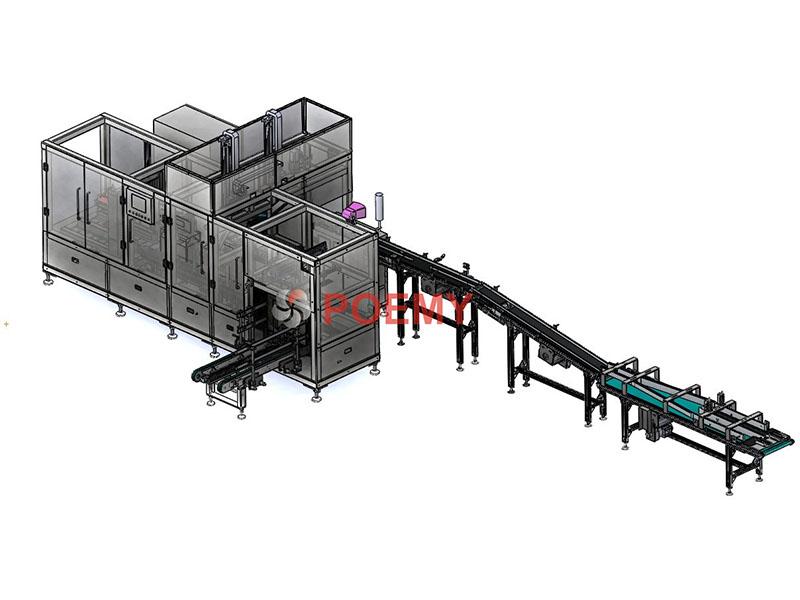 卫生用品装箱机哪家买-【实力厂家】生产供应卫生用品装箱机