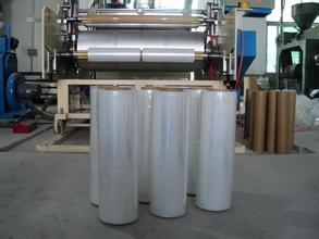 PVC自粘分切膜拉伸包装膜厂家直销