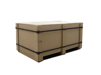 专业的金属包边箱-慷林木业专业生产金属包边箱
