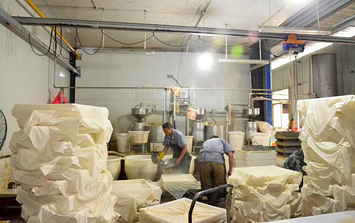 长沙信誉好的臭豆腐原胚供应商|湖南臭豆腐原胚上哪儿购买