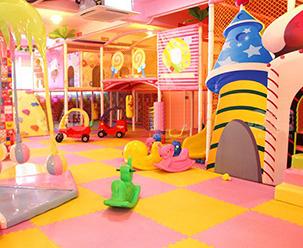 开儿童乐园利润分析