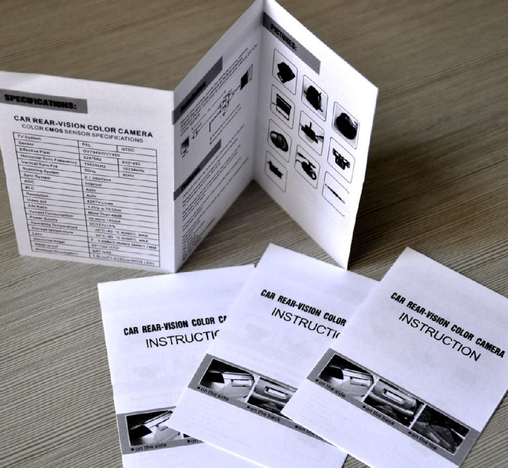 惠州地区可靠的包装彩盒 |惠阳说明书多少钱