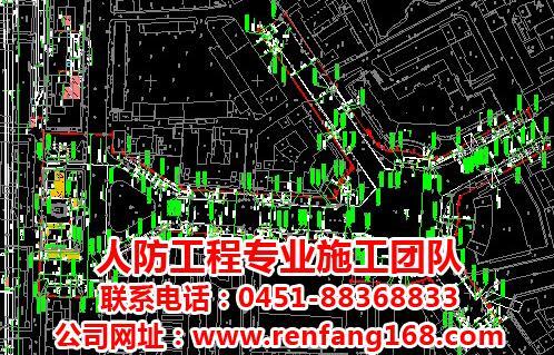 黑龙江龙世达建筑有限公司丨逆作法施工丨人防工程施工