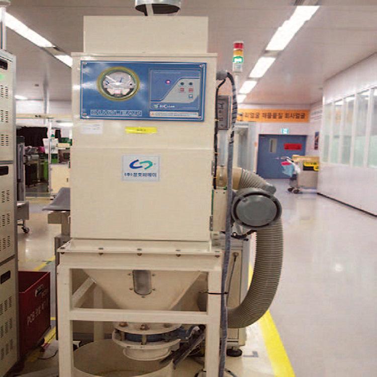 厂家直销清好DUCLEAN高压真空除尘器工业吸尘器MSR
