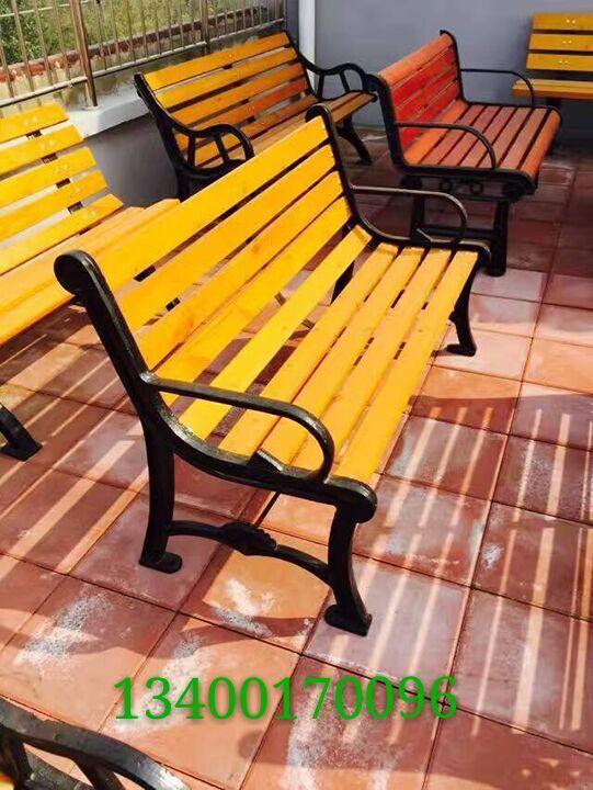 供应石家庄公园椅 户外休闲座椅 围树椅 标准铸铁椅腿