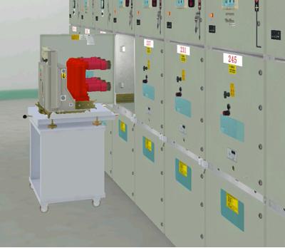"""想买口碑好的电力系统自动化实训设备就来华邦电气 能源互联网""""互联网+""""智能变电站仿真平台及智能变电站实训系统价格"""