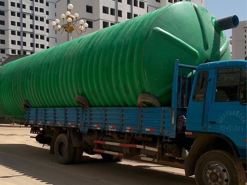 兰州玻璃钢化粪池-甘肃兰州玻璃钢化粪池厂家怎么样