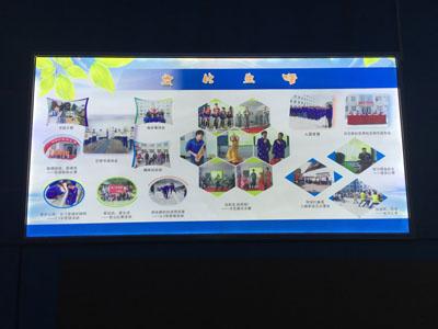 金昌灯箱,兰州蓝旗广告器材专业提供超薄灯箱