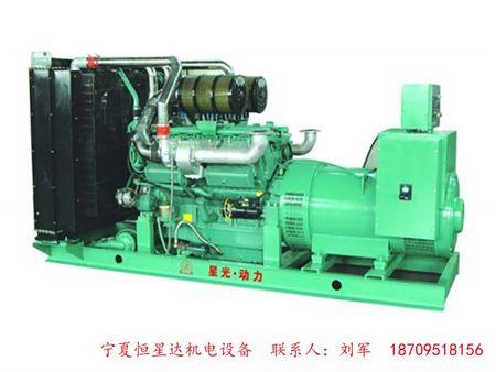 银川天然气发电机组厂家直销,银川天然气发电机组